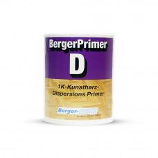 Однокомпонентная дисперсионная грунтовка концентрат Berger Primer D