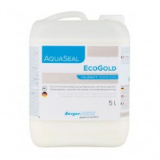 Однокомпонентный акрилово-полиуретановый лак на водной основе Berger Aqua-Seal EcoGold 5 л.