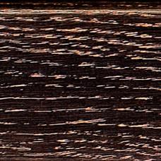 Плинтус шпонированный La San Marco Profili Дуб Антик Блэк 2500x60x22 мм