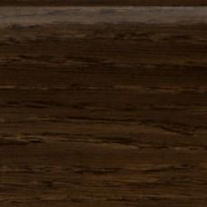 Плинтус шпонированный La San Marco Profili (Ла Сан Марко Профиль) Дуб Meteora Brown2500x80x16 мм