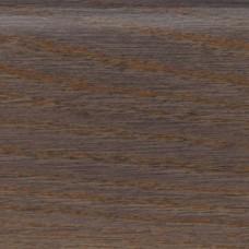 Плинтус шпонированный La San Marco Profili (Ла Сан Марко Профиль) Дуб Mountain Grey 2500x80x16 мм