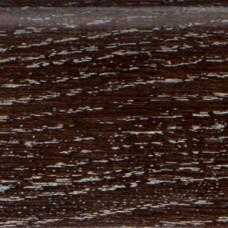 Плинтус шпонированный La San Marco Profili (Ла Сан Марко Профиль) Дуб Stratus Black 2500x80x16 мм