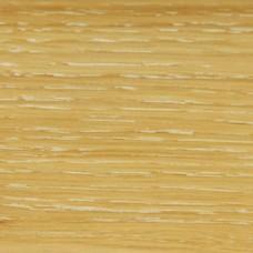 Плинтус шпонированный Tecnorivest (Техноривест) Дуб беленый 2500x100x15 мм
