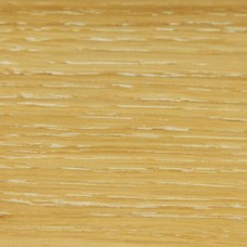 Плинтус шпонированный Tecnorivest (Техноривест) Дуб беленый 2500x100x15 мм фигурный