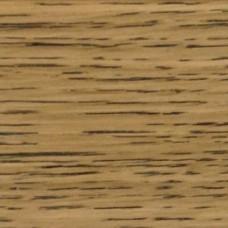 Плинтус шпонированный Tecnorivest (Техноривест) Дуб затертый черным 2500x80x16 мм