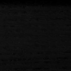 Плинтус шпонированный Tecnorivest (Техноривест) Дуб черный 2500x80x16 мм