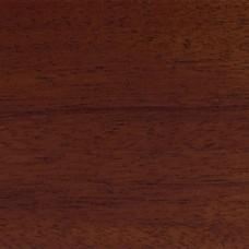 Плинтус шпонированный Tecnorivest (Техноривест) Махагон 2500x60x22 мм