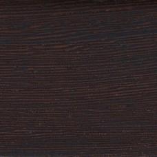 Плинтус шпонированный Tecnorivest (Техноривест) Венге ориджинал 2500x80x16 мм
