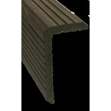 Уголок ДПК для досок Deckron, Darvolex, Ecodeck.