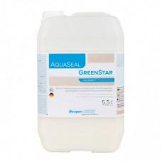 Двухкомпонентный экологичный полиуретановый лак на водной основе Berger Aqua-Seal GreenStar