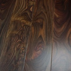 Массивная доска Komofloor (Комофлор) Палисандр  лак 450-1050х120х15 мм