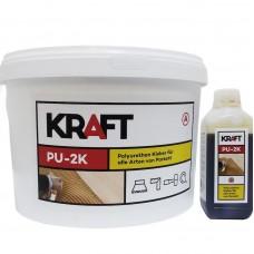 Клей для паркета Kraft PU-2k