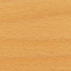 Плинтус шпонированный Tecnorivest (Техноривест) Бук пареный 2500x60x21 мм